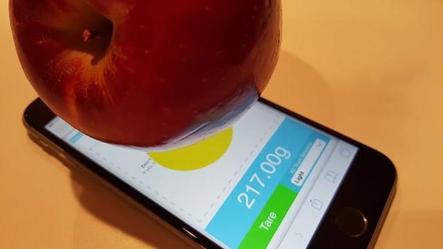 Mẹo biến iPhone thành cân điện tử bỏ túi ảnh 1