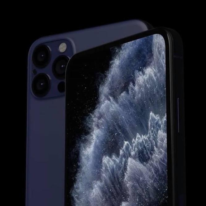 """iPhone 12 """"khai tử"""" màu xanh rêu, thay thế bằng màu xanh hải quân (Navy Blue) cực chất? ảnh 2"""