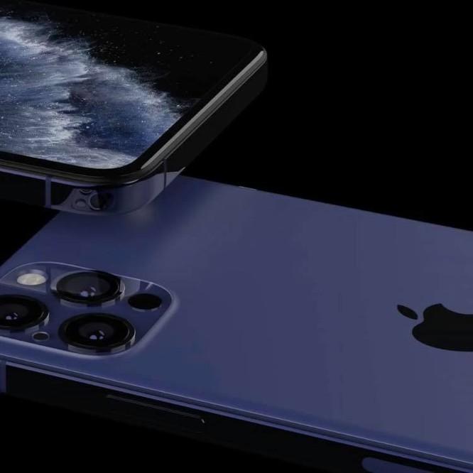 """iPhone 12 """"khai tử"""" màu xanh rêu, thay thế bằng màu xanh hải quân (Navy Blue) cực chất? ảnh 4"""