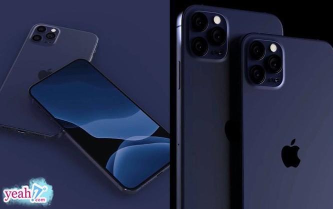 """iPhone 12 """"khai tử"""" màu xanh rêu, thay thế bằng màu xanh hải quân (Navy Blue) cực chất? ảnh 1"""