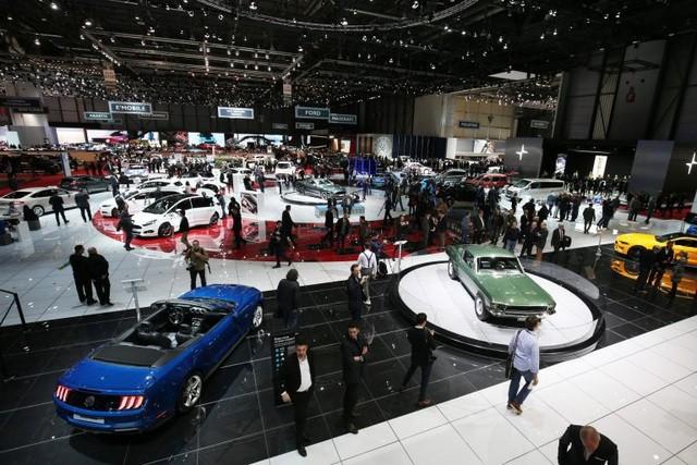 Hủy bỏ Triển lãm ô tô Geneva 2020 vì dịch corona ảnh 2