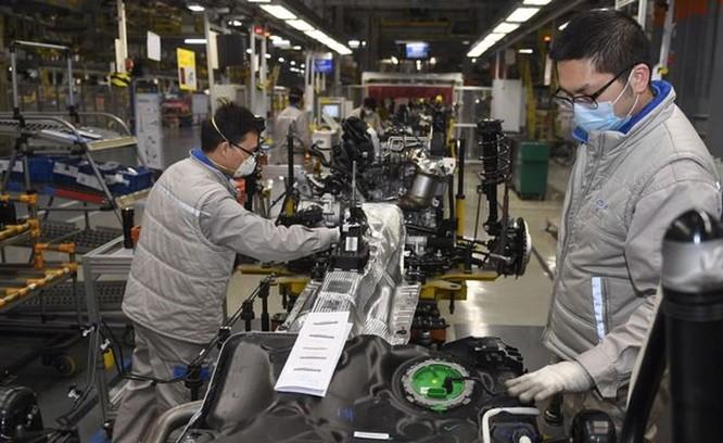 Doanh số ô tô toàn cầu dự đoán giảm 2,5% do Covid-19 ảnh 1