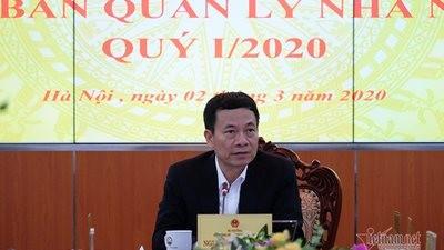 Bộ trưởng Bộ TT&TT Nguyễn Mạnh Hùng. Ảnh: Trọng Đạt