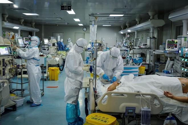 Các nhà khoa học đang chạy đua để có được vắc-xin và thuốc điều trị Covid-19