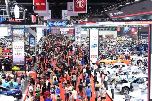 Hàng loạt triển lãm ô tô lớn bị hoãn, hủy vì đại dịch Covid-19 ảnh 1