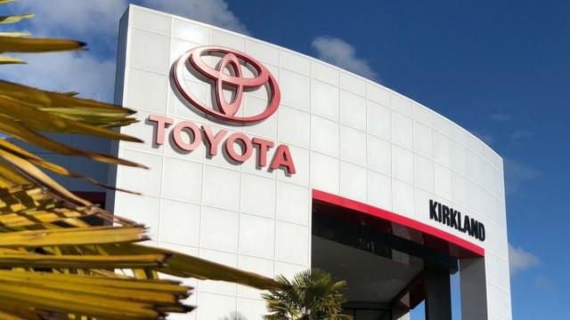 Biết nhân viên bị nhiễm Covid-19, đại lý Toyota vẫn hoạt động thêm một ngày ảnh 1