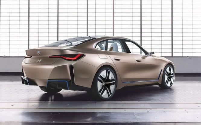 Concept i4 - tương lai xe điện của BMW ảnh 3