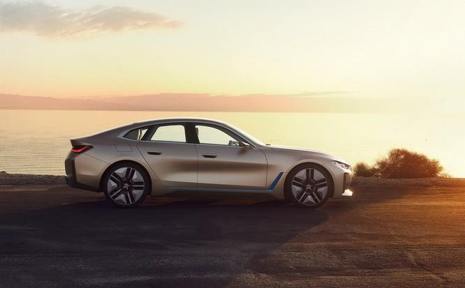 Concept i4 - tương lai xe điện của BMW ảnh 2