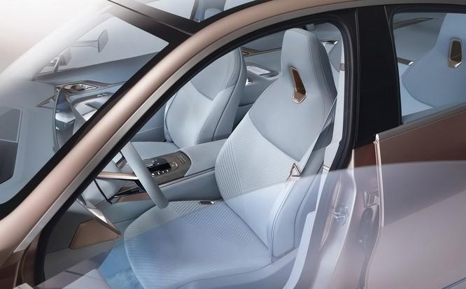 Concept i4 - tương lai xe điện của BMW ảnh 4