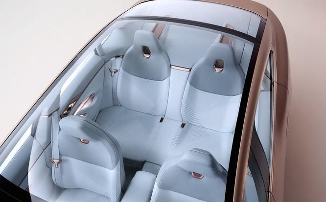 Concept i4 - tương lai xe điện của BMW ảnh 5