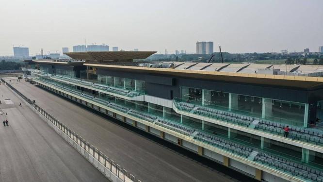 Công tác chuẩn bị đã sẵn sàng cho chặng đua Hà Nội diễn ra sau đây 3 tuần