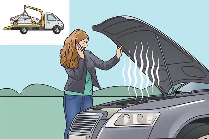 Cách xử lý tại chỗ khi ôtô báo quá nhiệt ảnh 7