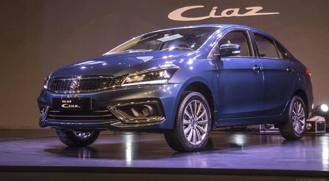 Suzuki Ciaz 2020 sắp về Việt Nam.