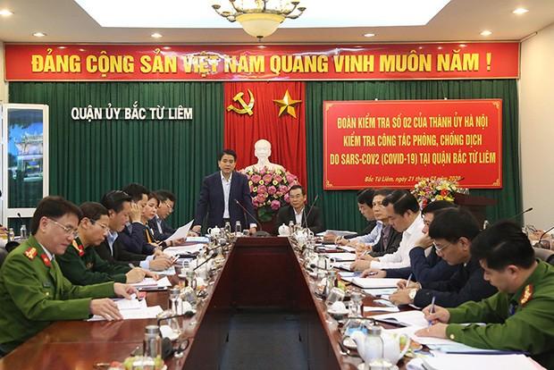 """Chủ tịch Hà Nội: """"2 tuần tới là thời gian quyết định Việt Nam và Hà Nội có bị dịch hay không"""" ảnh 2"""