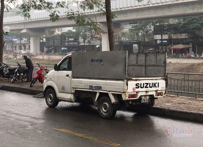 Từ 1/7, những chiếc xe tải dưới 1,5 tấn như thế này sẽ không được coi là xe con khi tham gia giao thông.