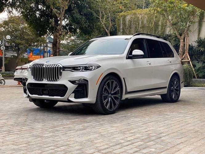 BMW X7 thế hệ mới 2020 được đại lý giảm trực tiếp vào giá bán 350 triệu đồng