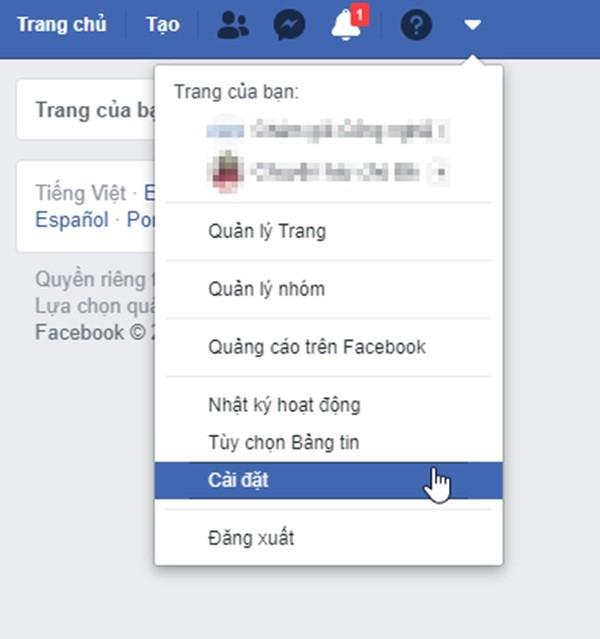 Cách đăng xuất tài khoản Facebook và Messenger khỏi tất cả các thiết bị ảnh 2