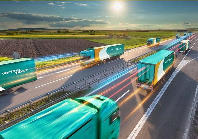 Dịch vụ vận tải nhanh chuyên tuyến MyGo Express đang được Viettel Post triển khai thí điểm tại một số địa phương.