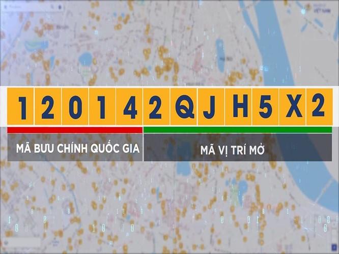23 triệu địa chỉ đã được gán mã trên hệ thống bản đồ số Vmap.