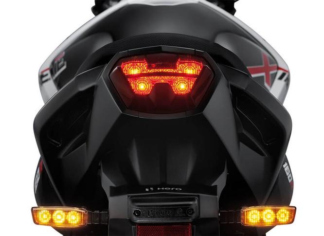 Hero Xtreme 160R lộ diện với thiết kế thể thao mà giá chỉ từ 28 triệu đồng, 'ăn đứt' Yamaha Exciter ảnh 3