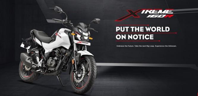 Hero Xtreme 160R lộ diện với thiết kế thể thao mà giá chỉ từ 28 triệu đồng, 'ăn đứt' Yamaha Exciter ảnh 6