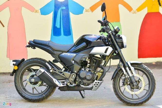 Honda CBF190TR ra mắt VN - xe côn tay giá trên 80 triệu ảnh 2