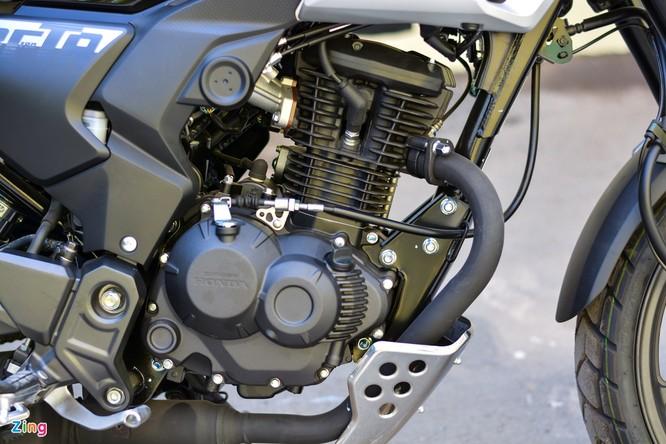 Honda CBF190TR ra mắt VN - xe côn tay giá trên 80 triệu ảnh 11