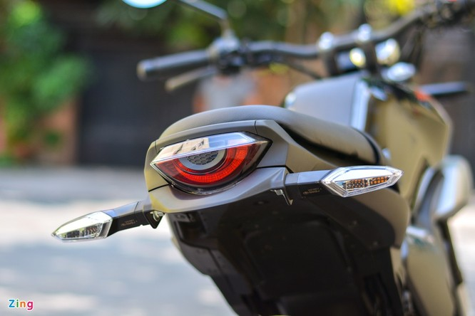 Honda CBF190TR ra mắt VN - xe côn tay giá trên 80 triệu ảnh 13