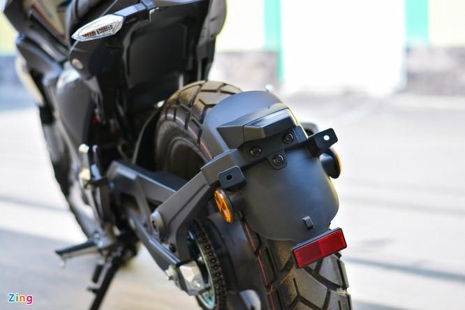 Honda CBF190TR ra mắt VN - xe côn tay giá trên 80 triệu ảnh 14