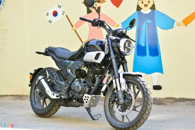 Honda CBF190TR ra mắt VN - xe côn tay giá trên 80 triệu ảnh 15