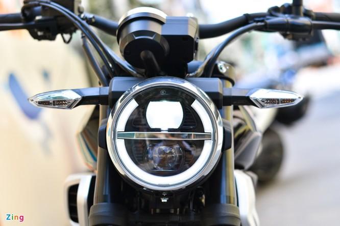 Honda CBF190TR ra mắt VN - xe côn tay giá trên 80 triệu ảnh 3
