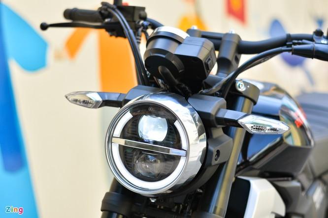 Honda CBF190TR ra mắt VN - xe côn tay giá trên 80 triệu ảnh 4