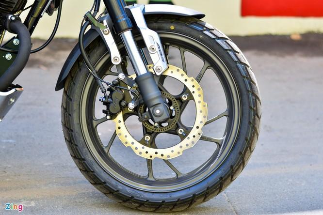 Honda CBF190TR ra mắt VN - xe côn tay giá trên 80 triệu ảnh 5