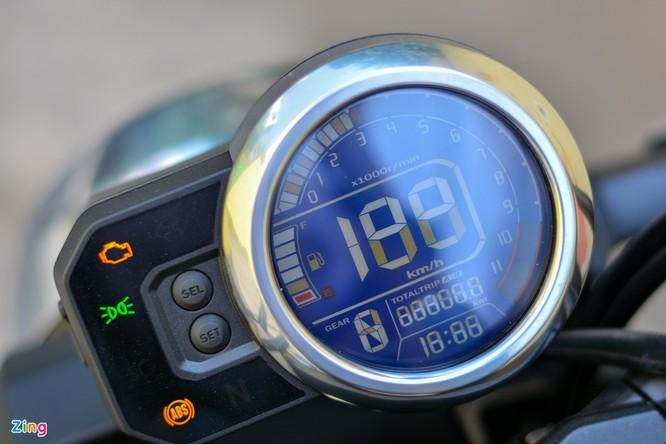 Honda CBF190TR ra mắt VN - xe côn tay giá trên 80 triệu ảnh 6