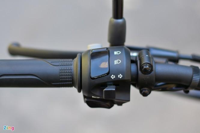 Honda CBF190TR ra mắt VN - xe côn tay giá trên 80 triệu ảnh 7