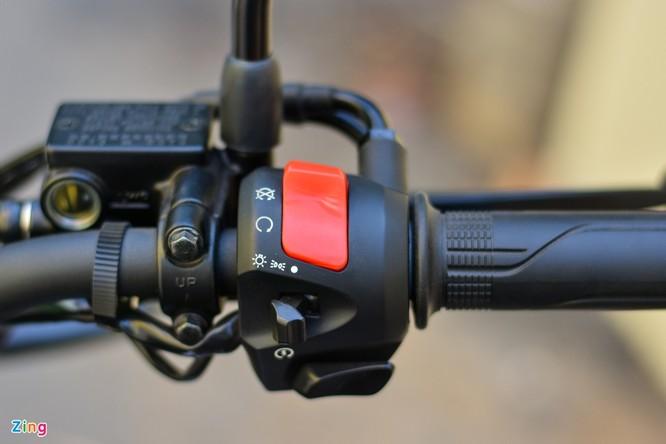 Honda CBF190TR ra mắt VN - xe côn tay giá trên 80 triệu ảnh 8