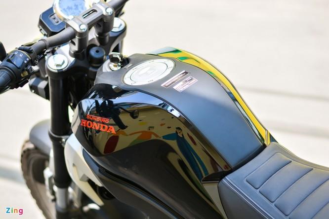 Honda CBF190TR ra mắt VN - xe côn tay giá trên 80 triệu ảnh 9