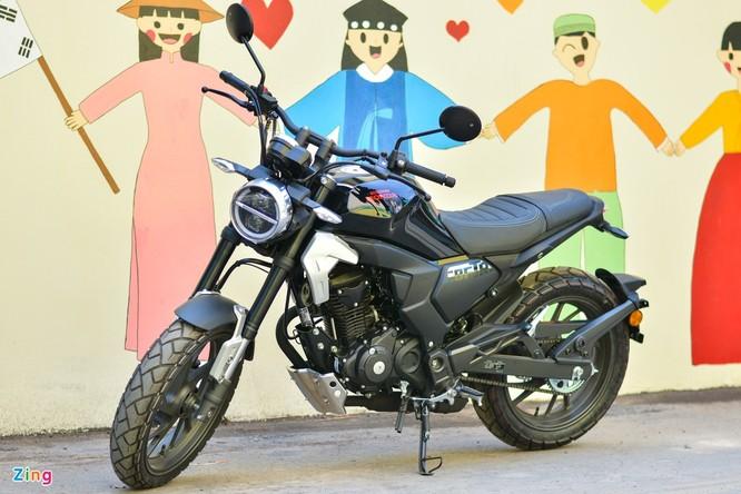 Honda CBF190TR ra mắt VN - xe côn tay giá trên 80 triệu ảnh 1