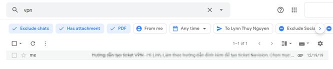 Cách tìm kiếm email Gmail siêu nhanh ảnh 5