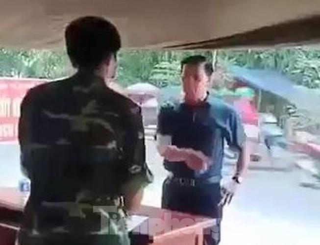 Phó Chủ tịch HĐND huyện Hớn Quản không hợp tác đo thân nhiệt