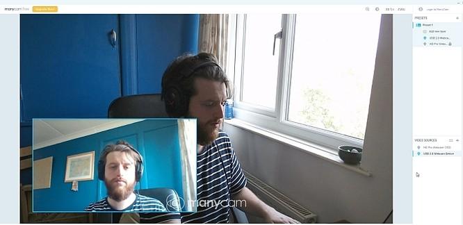 Cách sử dụng hai hay nhiều webcam cùng lúc khi họp qua Skype ảnh 2