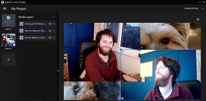 Cách sử dụng hai hay nhiều webcam cùng lúc khi họp qua Skype ảnh 6