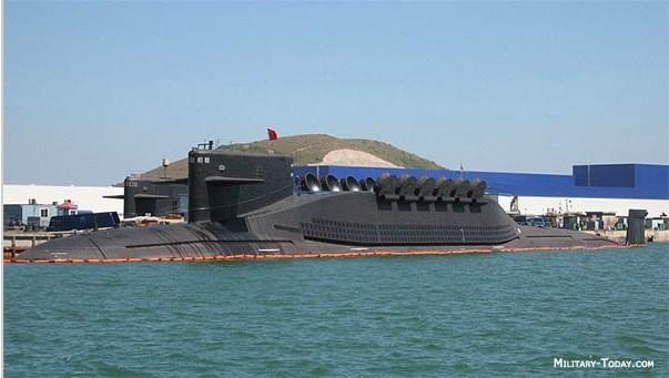 Sức mạnh tàu ngầm hạt nhân mới được TQ đưa vào sử dụng ảnh 2