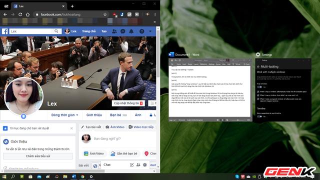Windows 10 cũng có chức năng chia màn hình như trên macOS, thậm chí là đa năng hơn ảnh 5