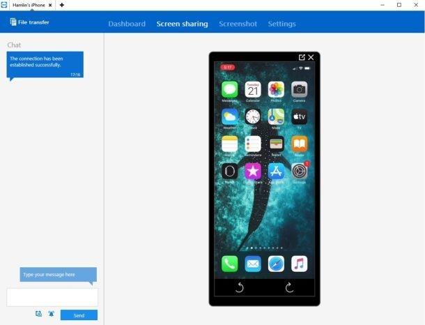 Cách chia sẻ màn hình iPhone hoặc iPad qua TeamViewer ảnh 6