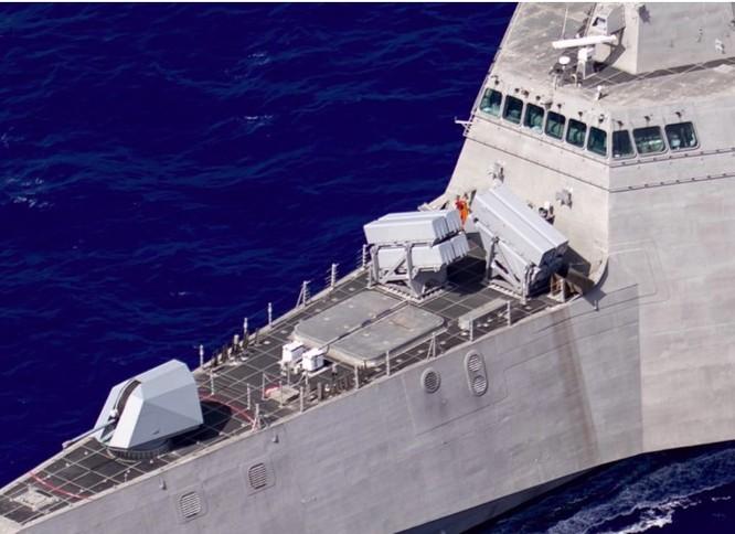 Điểm đặc biệt của tàu tác chiến Mỹ đang ở nam Biển Đông ảnh 2