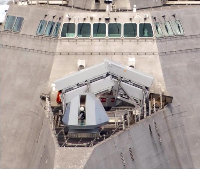 Điểm đặc biệt của tàu tác chiến Mỹ đang ở nam Biển Đông ảnh 3
