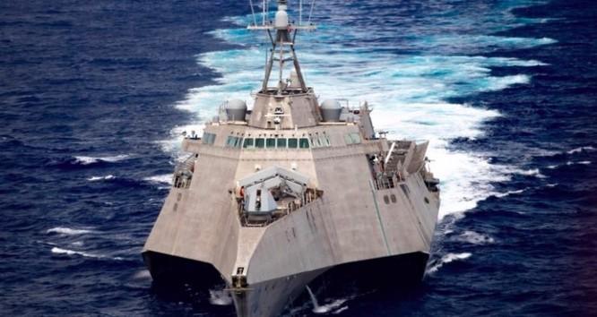 Ảnh website hải quân Mỹ