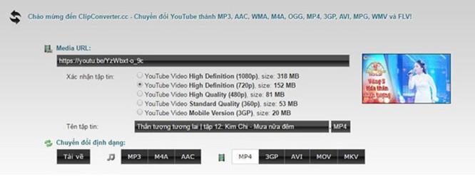 Hướng dẫn cách cắt video YouTube dễ dàng nhất, tải về trong chốc lát ảnh 2