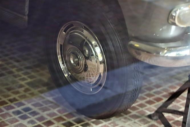 Ngắm loạt xe ô tô từng gắn bó với Bác Hồ ảnh 15